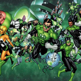Who Is The Real Green Lantern Super Hero?