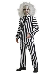 Crazy Beetlejuice Fancy Dress Costumes And Outfits