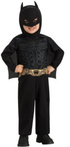 Dark Knight Batman Toddler and Infant Fancy Dress Costume