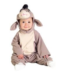 Shrek Donkey Romper Infant And Toddler Halloween Costume