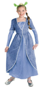 Princess Fiona Fancy Dress Costumes For Kids