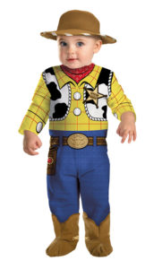 Woody From Toy Story Child Toddler Classic Halloween Costume