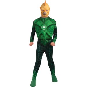 The Green Lantern Tomar Re Child Halloween Costume