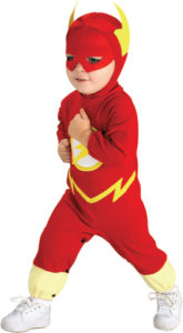 The Flash Costume Infant and Toddler Halloween Special Fancy Dress