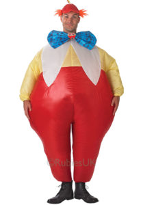 Tweedledee And Tweedledum Fancy Dress Costumes For Halloween