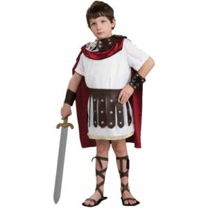 Gladiator Child Roman Fancy Dress Halloween Costume