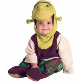 Baby Shrek Romper Infant Halloween Costume That Is Way Too Adorable
