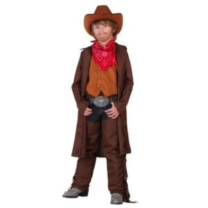 Authentic Cowboy Fancy Dress Costumes For Boys That Rock