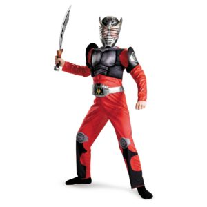 Cool Ninja Kamen Rider Dragon Knight Child Halloween Costume