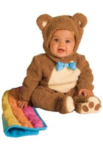 Honey Bear Cute And Cuddly Baby Fancy Dress Costume