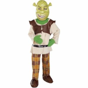 Shrek Movie Halloween Costume For Kids