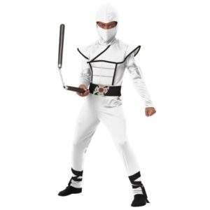 Stealth Ninja Child Halloween Fancy Dress Costume