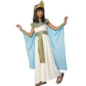 Gorgeous Cleopatra Child Costume For Fancy Dress