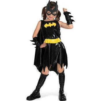 Stunning Batgirl Child Halloween Costume