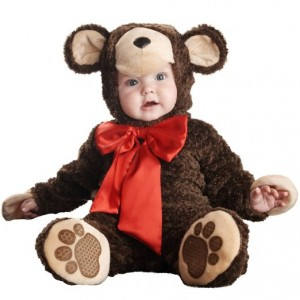 Gorgeous Teddy Bear Costumes For Kids