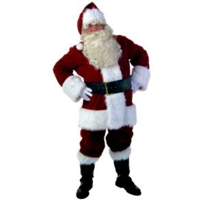 santa adult christmas costumes