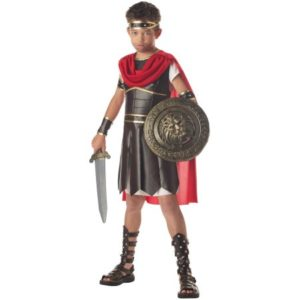 Child Hercules Roman Halloween Costume
