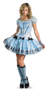 Sexy Alice In Wonderland Fancy Dress Costumes For Adults