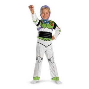 Cool Buzz Lightyear Toy Story Child Halloween Costume