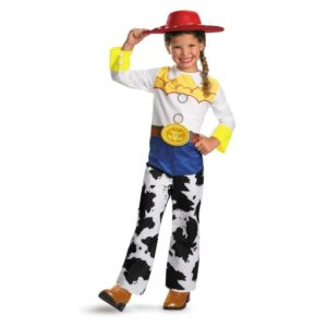 Jessie Cowgirl From Toy Story Child Fancy Dress Costume