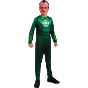 Sinestro Green Lantern Child Fancy Dress Costume