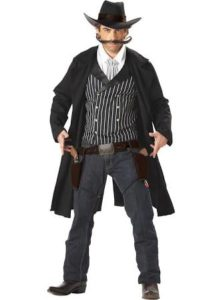 Unique and Authentic Cowboy Costume For Adults