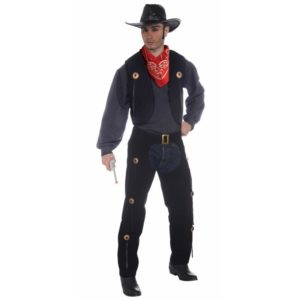 Quality Cowboy Fancy Dress Costumes For Adults