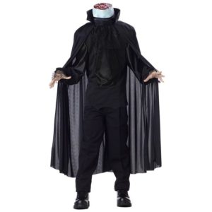 Sleepy Hollow Headless Horseman Fancy Dress Costume For Kids