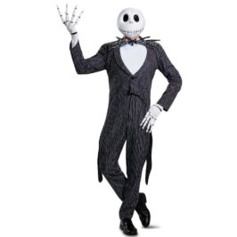 Crazy Nightmare Before Christmas Jack Skellington Mens Costumes