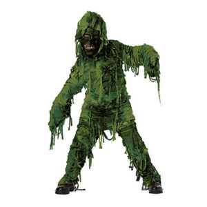 Amazing Scary Creature Of The Black Lagoon Fancy Dress Costume