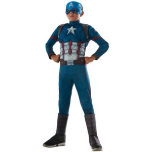crazy captain america kids halloween costumes