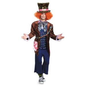 Johnny Depp Mad Hatter Fancy Dress Costume