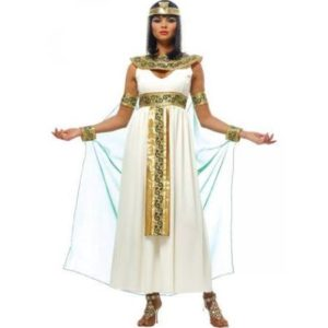 Gorgeous Unique Cleopatra Ladies Fancy Dress Costume