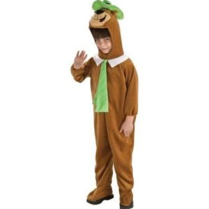 Yogi Bear Fancy Dress Costumes For Children