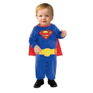 The Best Superman Halloween Fancy Dress Costumes For Children