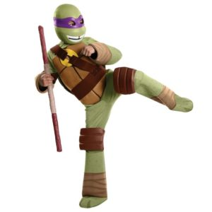 New Teenage Mutant Ninja Turtle Movie and Halloween Costumes For Kids