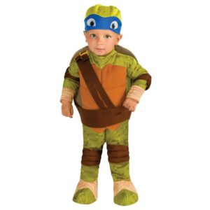 Leonardo Teenage Mutant Ninja Turtles Toddler Fancy Dress Costume
