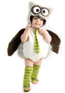 Harry Potter Hedwig The Owl Child Fancy Dress Costume