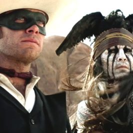 Just How Good Will The New Lone Ranger Movie Be 2013?