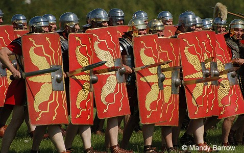 Who Where the Roman Centurions and What Halloween Costumes Are Available For Them?