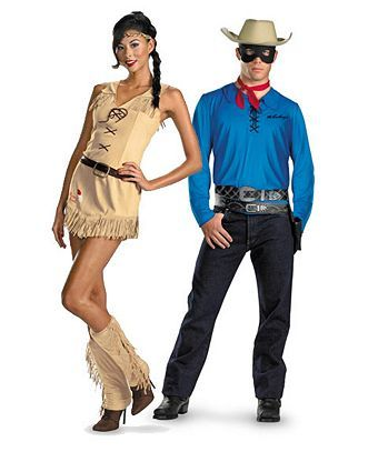 The Lone Ranger Sexy Halloween Costumes For Ladies