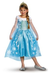 Disney Elsa Frozen Costumes For Kids This Christmas