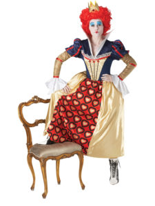 Who is the Queen of Hearts and What Fancy Dress Costumes are Available?