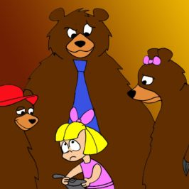 Goldilocks And The Three Bears Fancy Dress Costume Ideas