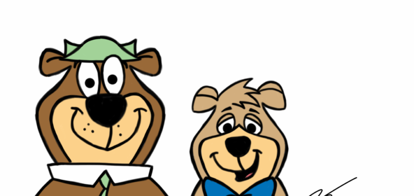 Yogi Bear And Boo Boo Fancy Dress Costumes To Buy Online