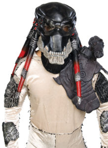 Predator Halloween Masks and Hands For Adults and Children