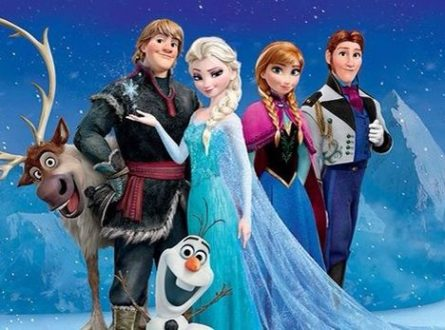 Disney's Frozen Kids Fancy Dress Costumes and New Movie 2015