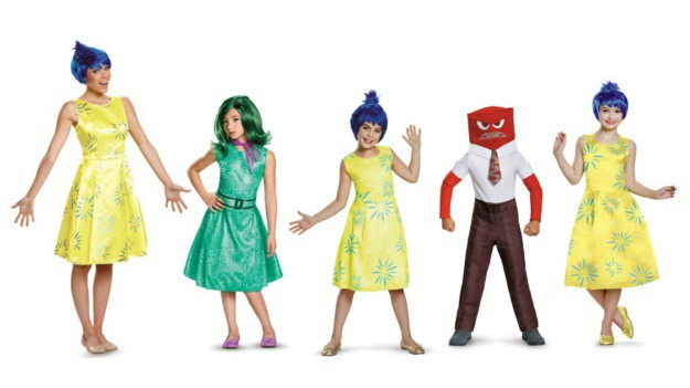 Top 11 Halloween Costume Themes for 2015