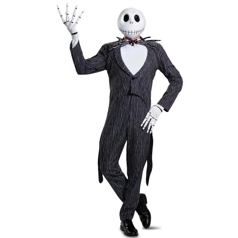 Crazy Nightmare Before Christmas Jack Skellington Mens